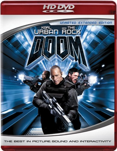 Doom (Unrated Extended Edition) [HD DVD]