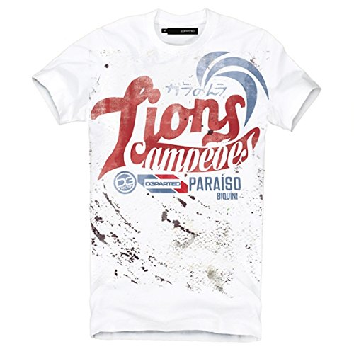 "DEPARTED Fashion Shirt ""3248-080"" Weiß"