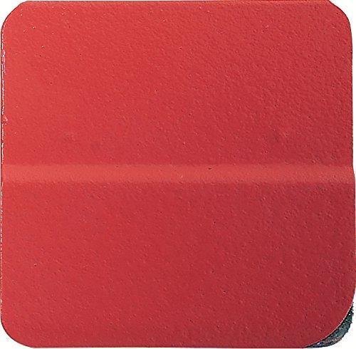 Exacompta 134803B Doppel Kartenreiter (15 mm) 50er Pack rot
