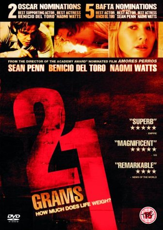 21 Grams  DVD   2004