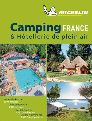 Camping France - Michelin Camping Guides: Camping Guides