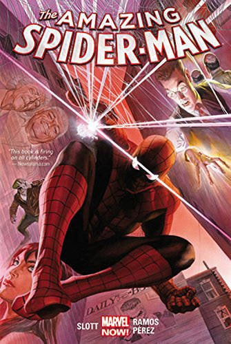 Amazing Spider-man Vol. 1 por Dan Slott