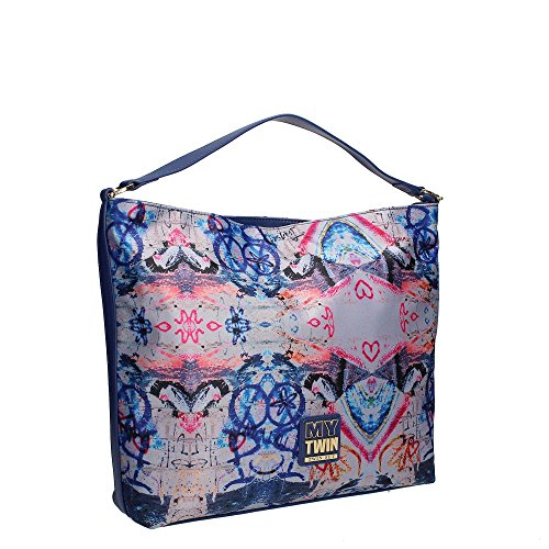Twin-Set VS771R Borsa A Spalla Donna Tessuto ST GRAFF