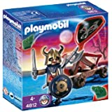 Playmobil 4812 - Catapulta de Guerreros Lobo