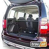 Travall® Guard Hundegitter TDG1248 – Maßgeschneidertes Trenngitter in Original Qualität - 2