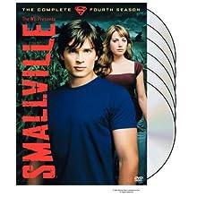 Smallville : The Complete Fourth Season [2004] [DVD]