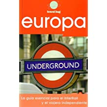 (2) Europa - 2004 - guia travel bug interrail
