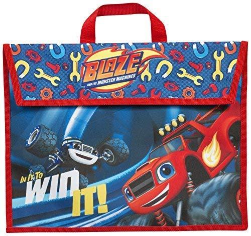 Character Kinder Gedruckt Schulbuch Bag Blaze Rams Sb