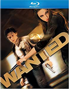 Wanted [Blu-ray] [Import anglais]