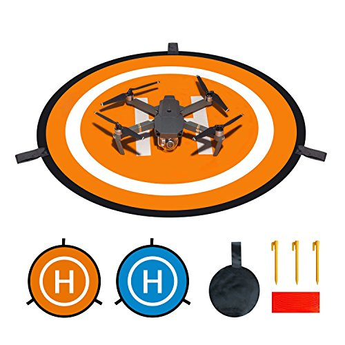Boclay Drone Landeplatz, Tragbare Landeunterlage für DJI Mavic Phantom 3/4 Pro