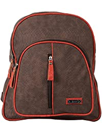 Dynamic Duo Man And Women Back Pack Of Good Quality Leatherette