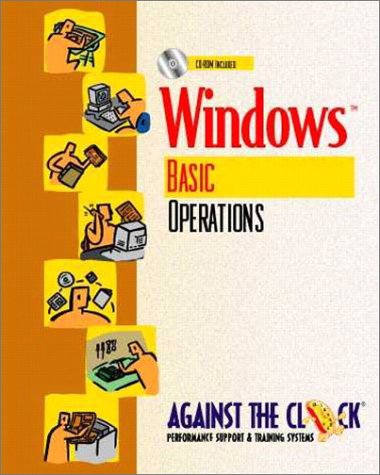 Windows: Basic Operations and Student CD Package
