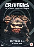 Critters 1-4 [DVD]