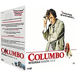 Columbo - L'intégrale [Import italien]