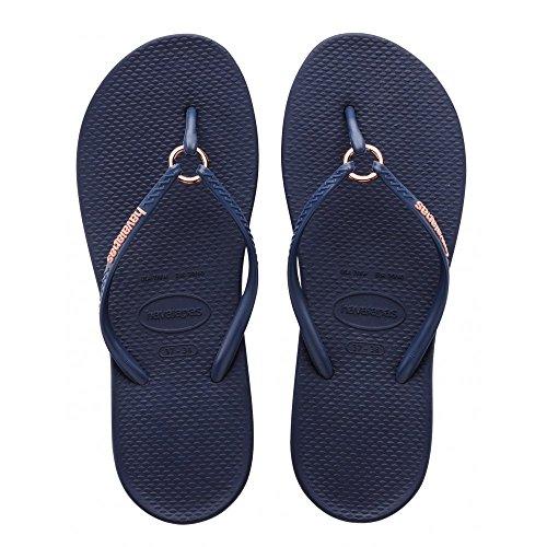 Havaianas Woman Ring Sandal Navy *
