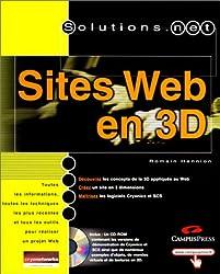 Sites Web en 3D (avec CD)
