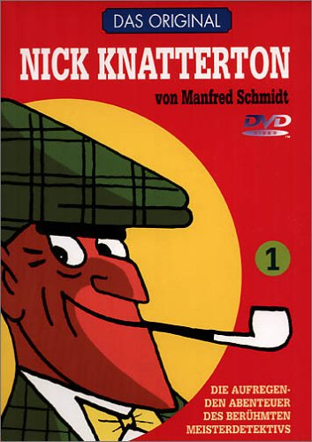 Nick Knatterton - Teil 1 & 2 im Set (2 DVDs) (Exklusiv bei Amazon)