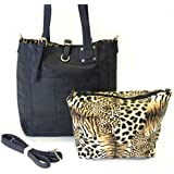 LADIES LARGE FASHION HANDBAG