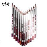 #4: VERGE® Me Now True Lips Lip Liner Pencil Set of 12