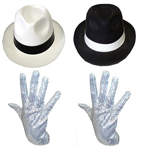 michael-jackson-hat-sequin-glove-fancy-dress-al-capone-gangster-unisex-black-hat-sequin-glove