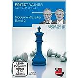 Moderne Klassiker - Band 2: Fritztrainer: Interaktives Schachtraining mit Videofeedback