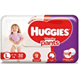 Huggies Wonder Pants, Large Size Diapers, 32 Count