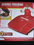 George Foreman Champ Grill by George Foreman