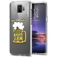 Kukuxumusu Beer - Funda para Samsung Galaxy S9, Transparente