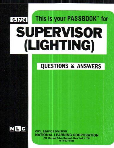 Supervisor (Lighting)