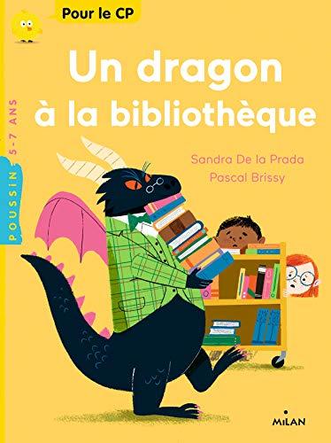 Un dragon à la bibliothèque -