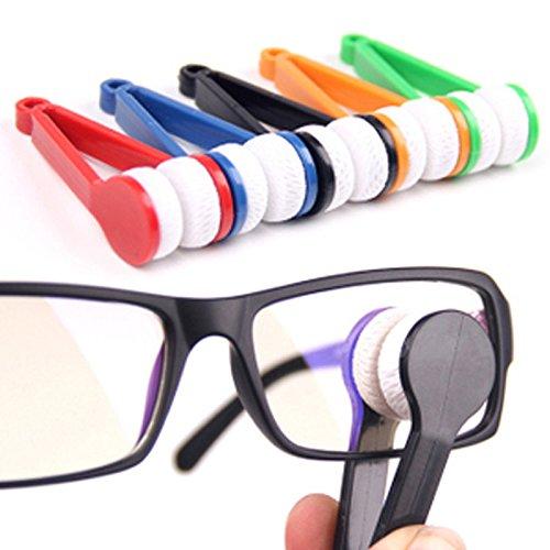 VIWIV 1 Stück Essential Microfiber Brillenreiniger Microfiber Sonnenbrillen Brillenreiniger Reinigungstücher