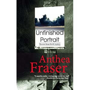 Unfinished Portrait (A Rona Parish Mystery Book 7)