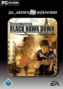 Delta Force: Black Hawk Down [EA Most Wanted]