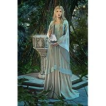 Notebook: with a beautiful elf princess