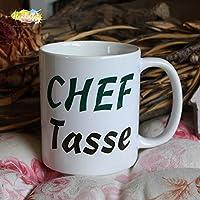 Kaffeebecher ~ Tasse - Chef Tasse ~ Diese Tasse gehört dem Chef ~ Weihnachten Geschenk