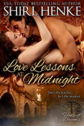 Love Lessons at Midnight (House of Dreams Trilogy Book 1)