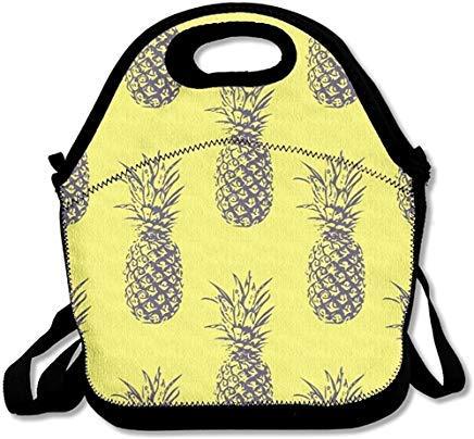 Dress Up Your Tech Isolierte Lunchtasche - große wiederverwendbare Lunch-Tasche für Damen, Teenager, Mädchen, Kinder, Baby, Erwachsene tragbar