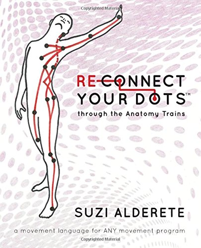 re-Connect Your Dots, through the Anatomy Trains (Trains Anatomy Myers Tom)