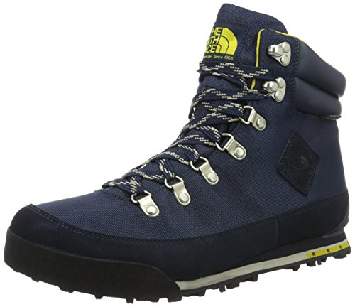 The North Face - M Back-to-berkeley Nl, Scarpe da ginnastica Uomo Multicolore (Blu/Urbnvy/Antqmsgn)