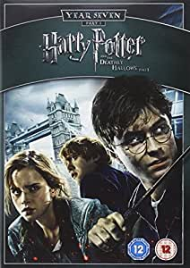 Harry Potter And The Deathly Hallows Part 1 [DVD] [2011]