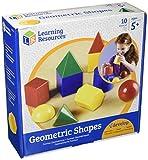 Learning Resources Grandes Formes Géométriques En Plastique Geosolids De -