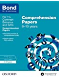 Bond 11+: English Comprehension Papers: 9-10 years
