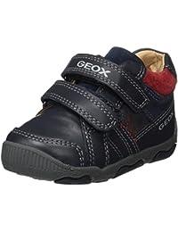 Geox B New Balu' B, Chaussures Marche Bébé Garçon