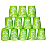 Yj Rapid Stacking Cups (12 cups pack) Gr...