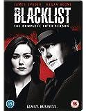 Picture Of The Blacklist - Season 5 [DVD] [2018]