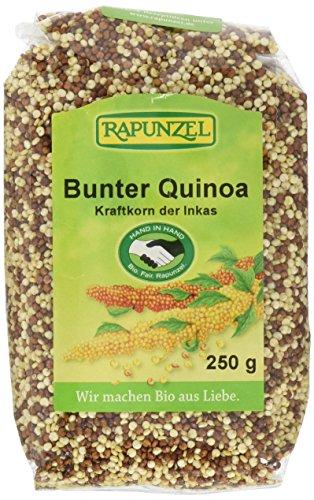 Rapunzel Quinoa bunt HIH, 4er Pack (4 x 250 g) - Bio