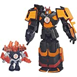 Transformers Robots in Disguise Mini-Con Autobot Drift y Jetstorm Figuras