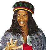 Widmann Reggae-Mütze/Rasta