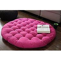 Store Indya, Papasan rotonda Lounge Chair del sedile cuscino per il massimo comfort 38 pollici (Panca A Terra)
