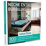 SMARTBOX - Caja Regalo -NOCHE ENTRE BURBUJAS - 300 estancias con bañera de hidromasaje o spa en España, Francia y Portugal